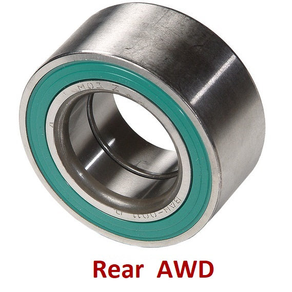 Rear Wheel Bearing AWD (510019)
