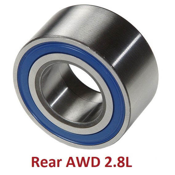 Rear Wheel Bearing 2.8L AWD (510020)