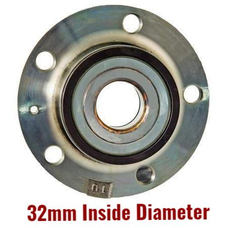 Rear Hub Bearing 2nd Design (512319)