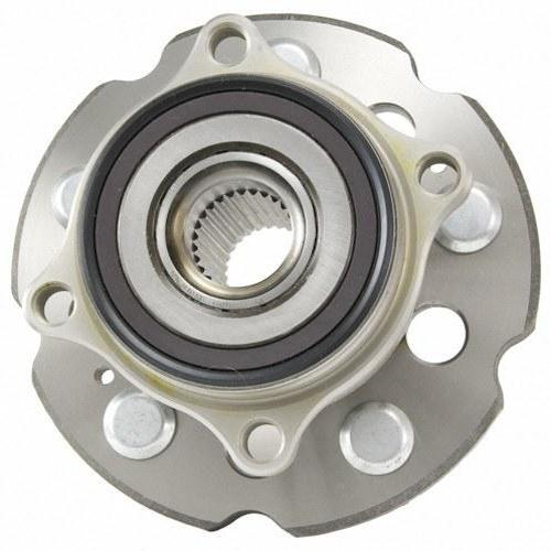 Rear Hub Bearing AWD (512342)