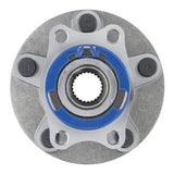 Rear Hub Bearing AWD 25 Splines (512381)