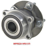 Rear Hub Bearing WRX STI; WRX STI Limited (512402)