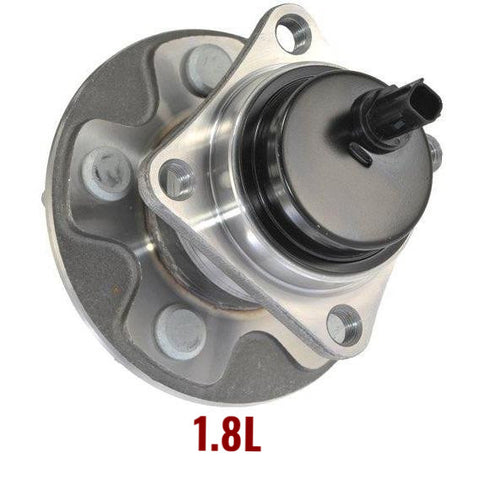 Rear Hub Bearing with-ABS FWD 1.8L (512403)