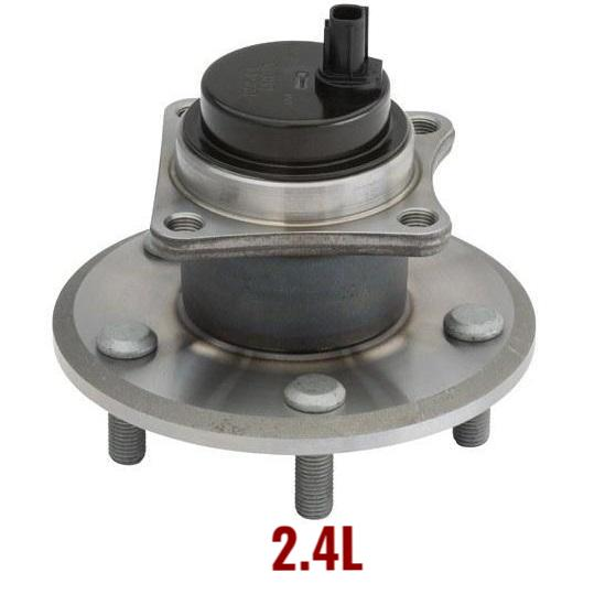 Rear Hub Bearing FWD 2.4L (512405)