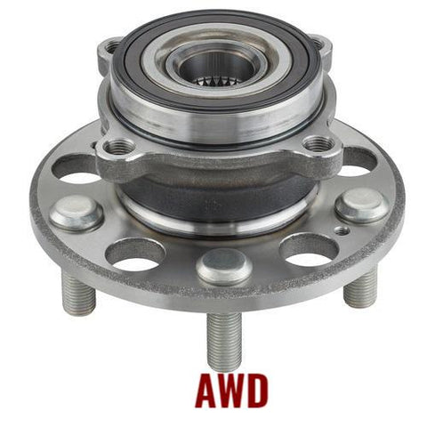 Rear Hub Bearing AWD (512526)