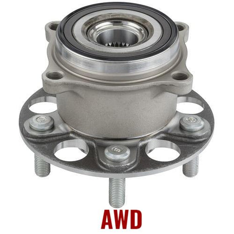 Rear Hub Bearing AWD (512531)