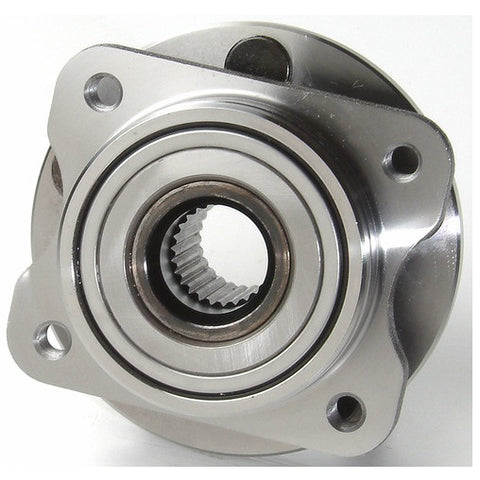 "Front Hub Bearing with 14"" Wheel (513122)"