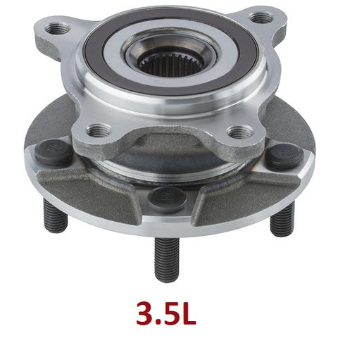 Front Left Hub Bearing 3.5L AWD (513365)