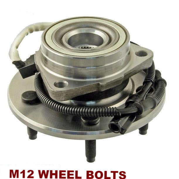 Front Hub Bearing with-ABS 5 Stud 4WD (515004)