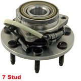 Front Hub Bearing with-ABS 7 Stud 4WD (515030)