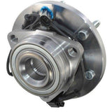 Front Hub Bearing with-ABS (515093)