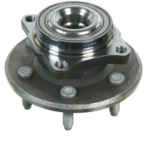 Rear Hub Bearing with-ABS 6 Stud (541013)