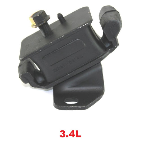 FRONT LEFT & RIGHT ENGINE MOUNT 3.4L (9014)