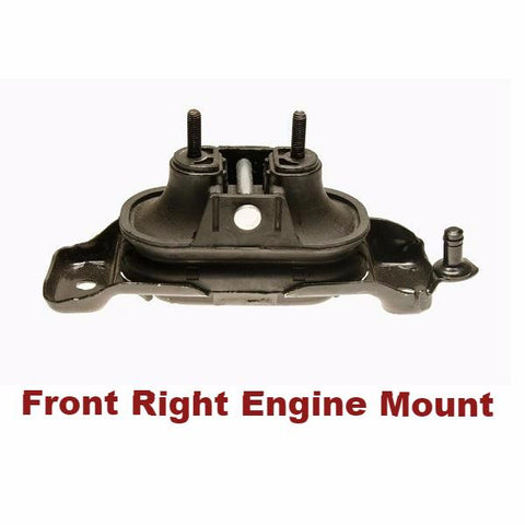 Front Right Engine Mount 3.3L 3.6L 3.8L 4.0L (A5480)