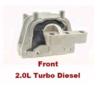 Front Engine Mount 2.0L Turbo Diesel (A6981)