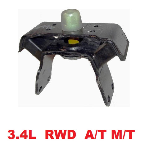 TRANS MOUNT PRE-RUNNER 2WD A/T M/T 3.4L
