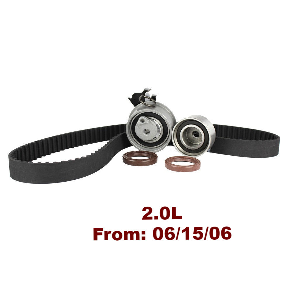 TIMING BELT KIT 2.0L (TBK124B)