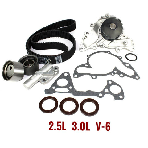 TIMING BELT KIT W/WATER PUMP 2.5L 3.0L (TBK135WP)