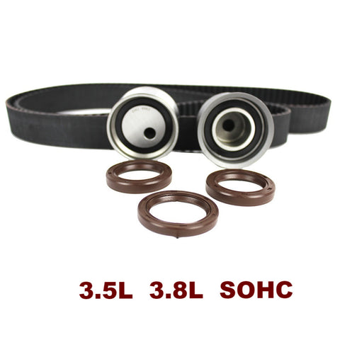 TIMING BELT KIT 3.5L 3.8L SOHC (TBK161)
