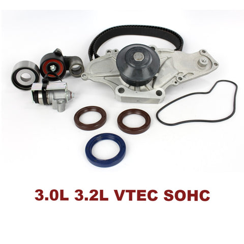 TIMING BELT KIT W/WATER PUMP 3.0L 3.2L VTEC (TBK284CWP)