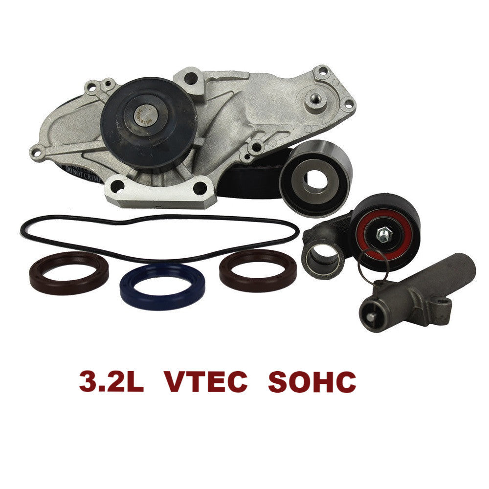 TIMING BELT KIT W/WATER PUMP 3.2L VTEC SOHC (TBK284WP)