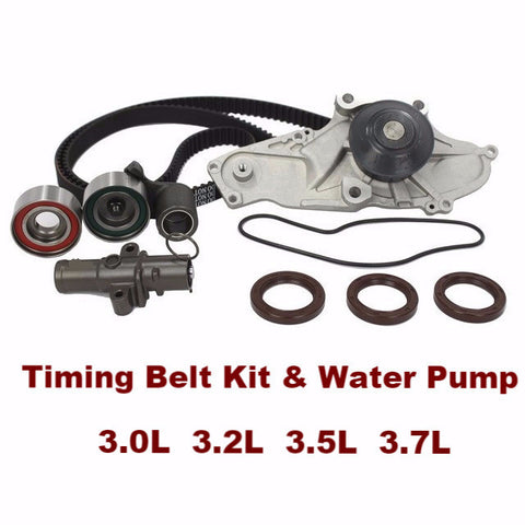 Timing Belt Kit & Water Pump 3.0L 3.2L 3.5L 3.7L (TBK285WP)