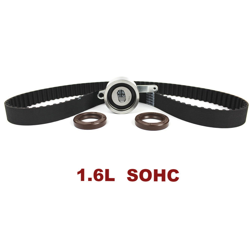 TIMING BELT KIT 1.6L SOHC TBK297