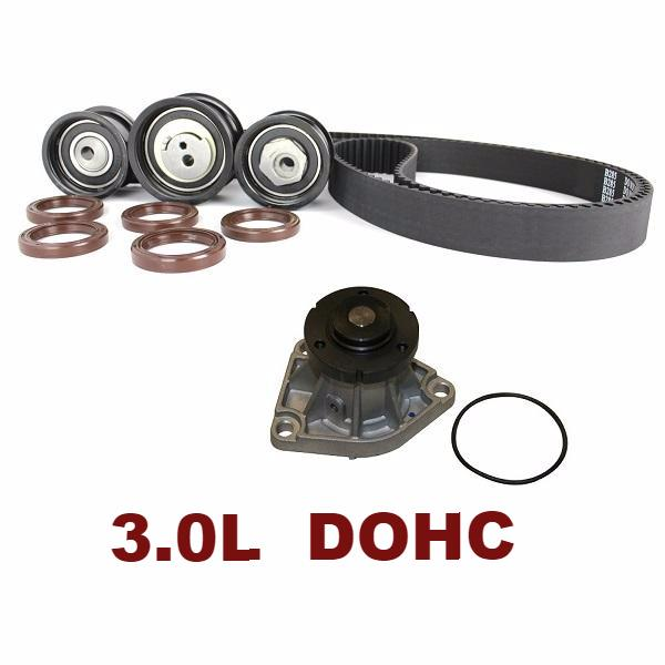 TIMING BELT KIT W/WATER PUMP 3.0L (TBK315WP)