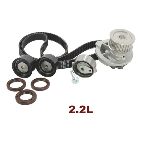 TIMING BELT KIT W/WATER PUMP 2.2L (TBK319WP)