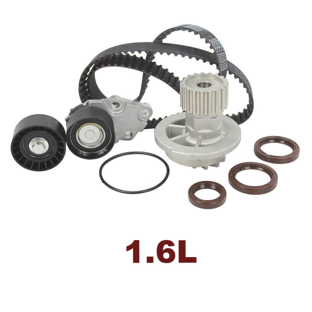 TIMING BELT KIT W/WATER PUMP 1.6L (TBK325WP)