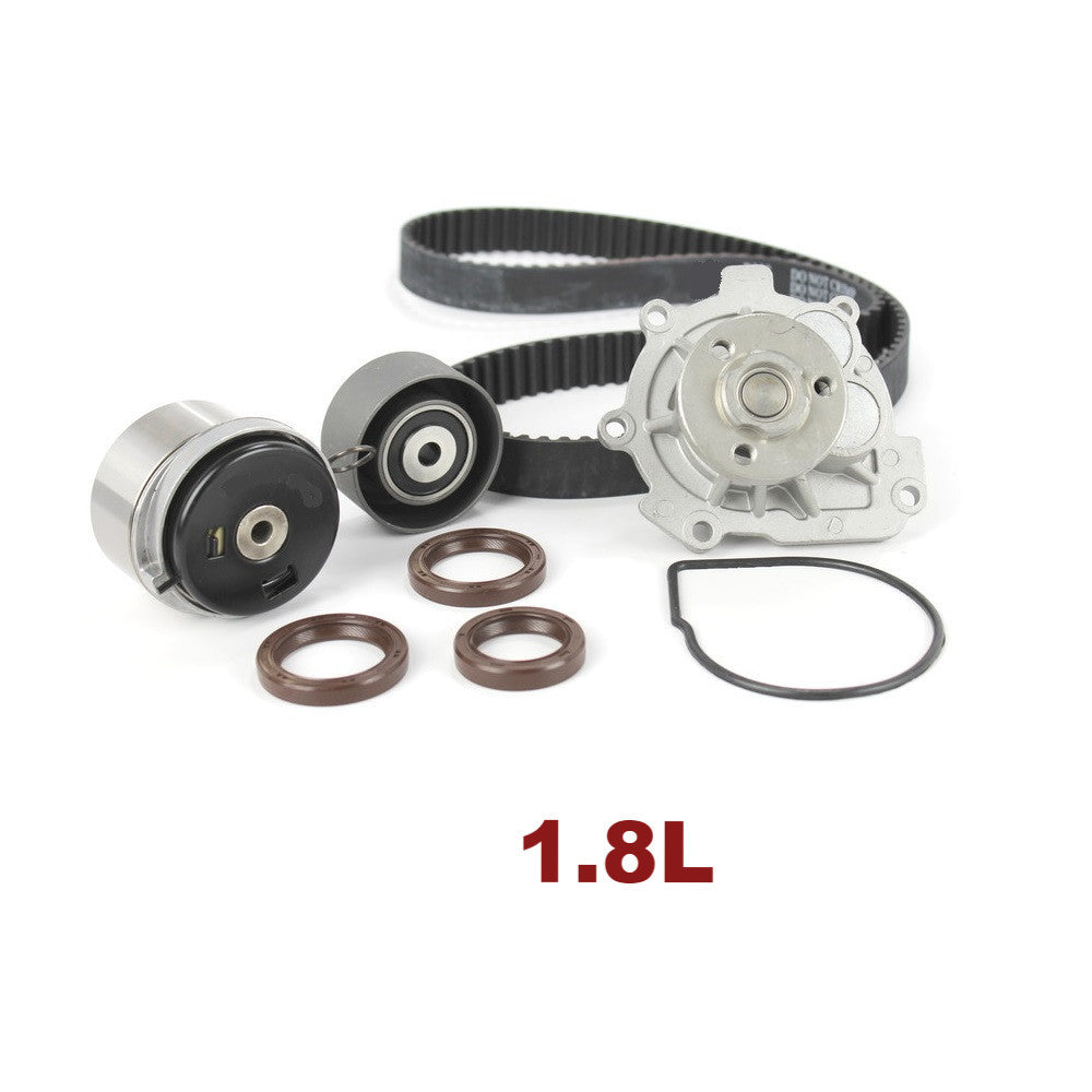 TIMING BELT KIT W/WATER PUMP 1.8L (TBK338WP)