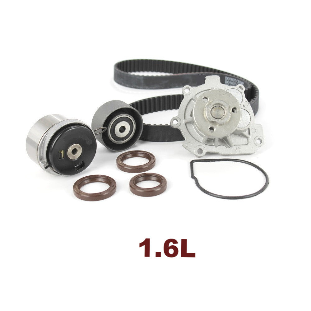 TIMING BELT KIT W/WATER PUMP 1.6L (TBK338WP)