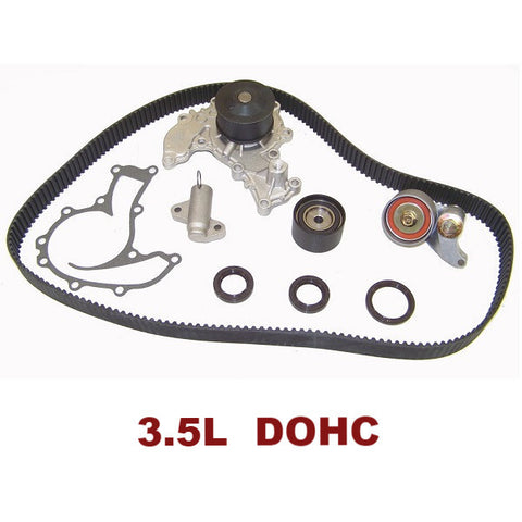 TIMING BELT KIT W/WATER PUMP 3.5L (TBK353WP)
