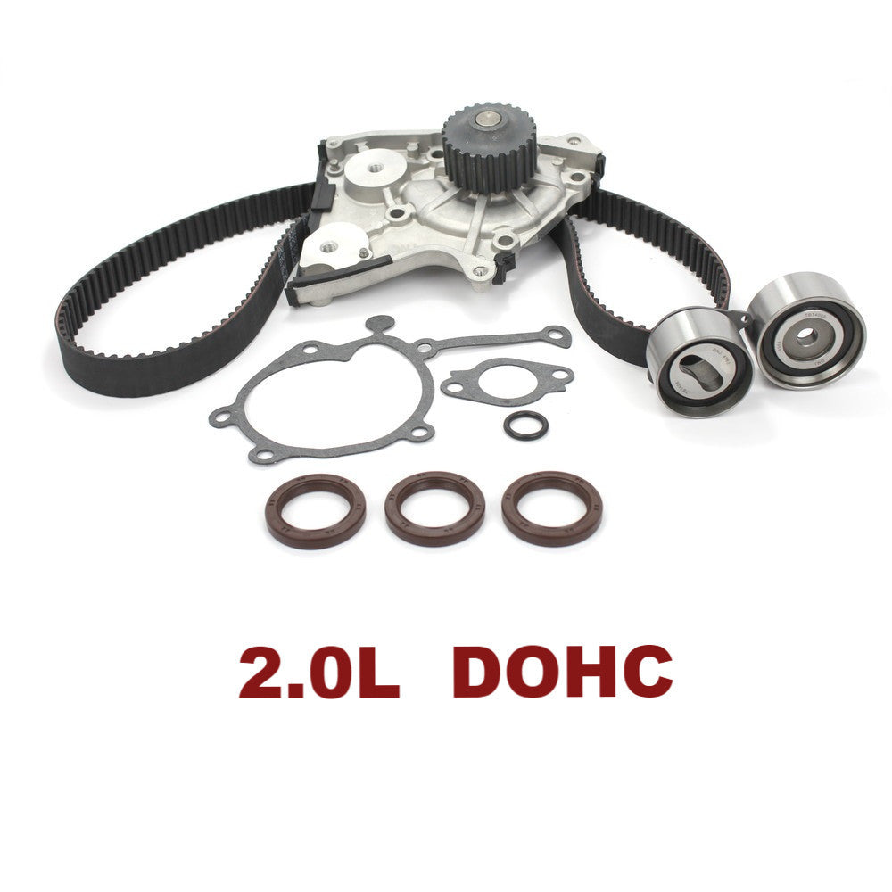 TIMING BELT KIT W/WATER PUMP 2.0L DOHC (TBK427WP)