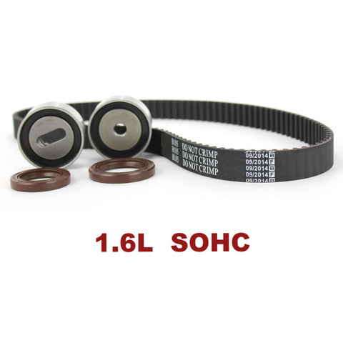 TIMING BELT KIT 1.6L SOHC (TBK460)
