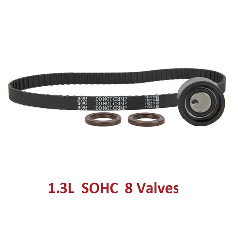 TIMING BELT KIT 1.3L SOHC (TBK500)