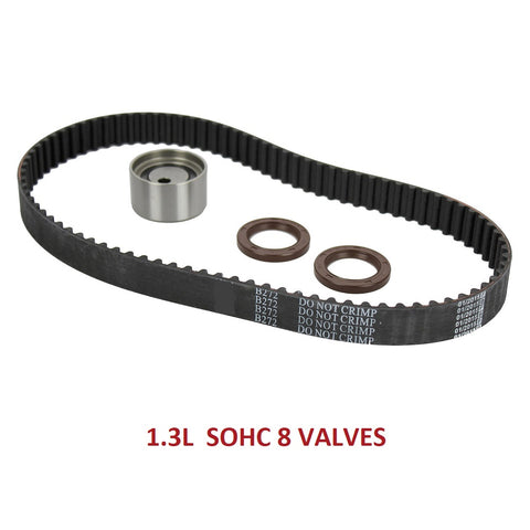 TIMING BELT KIT 1.3L SOHC (TBK501)