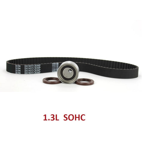 TIMING BELT KIT 1.3L SOHC (TBK506)