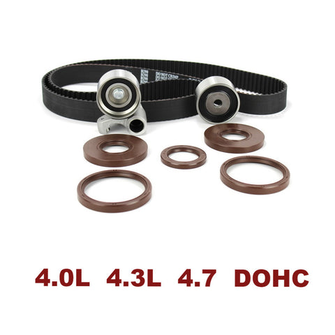 TIMING BELT KIT 4.0L 4.3L 4.7L DOHC TBK971