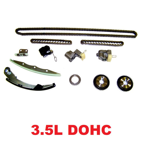 TIMING CHAIN KIT 3.5L DOHC 24 VALVES