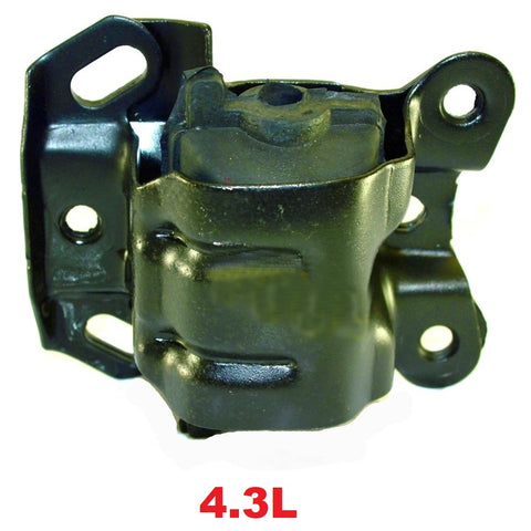FRONT LEFT & RIGHT ENGINE MOUNT 4.3L (2436)