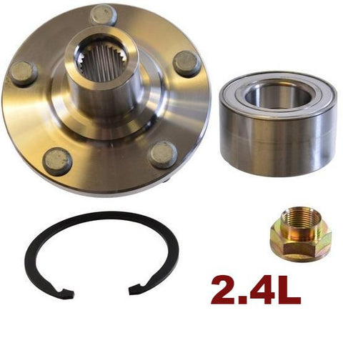 Front Hub & Wheel Repair Kit 2.4L (BR930912K)
