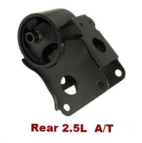 Engine Mount - Rear Engine Mount 2.5L; A/T (A7341)