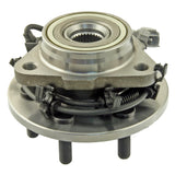 Hub Bearing - Front Hub Bearing Left With-ABS 4WD (515008)
