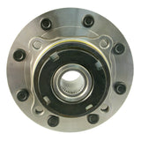 Hub Bearing - Front Hub Bearing Non-ABS 4WD Single Rear Wheel; To 03/10/99 (515076)