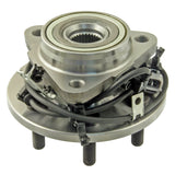 Hub Bearing - Front Hub Bearing Right With-ABS 4WD (515009)