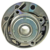 Hub Bearing - Front Hub Bearing With-ABS 4WD 8 Stud Single Rear Wheel (515056)