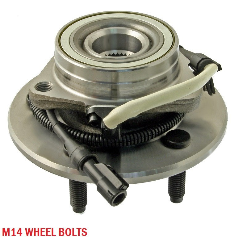 Hub Bearing - Front Hub Bearing With-ABS 5 Stud 4WD (515031)