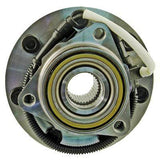 Hub Bearing - Front Hub Bearing With-ABS 7 Stud 4WD (515030)