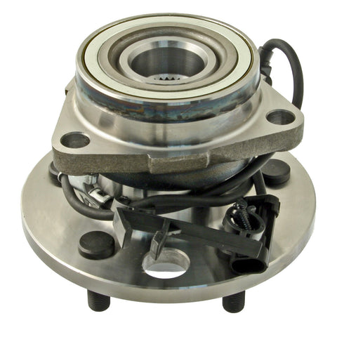Hub Bearing - Front Hub Bearing With-ABS AWD (515019)